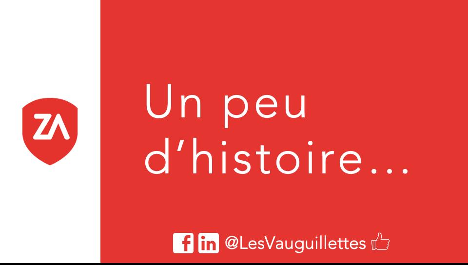 L'histoire des Vauguillettes, dévoilée…