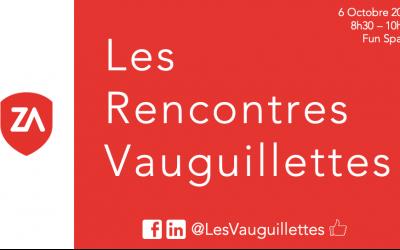 1ères Rencontres Vauguillettes, Mardi 6 octobre