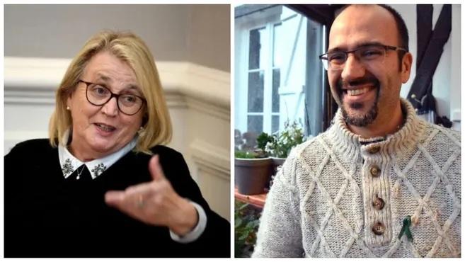 Pour ou contre la venue d'un géant du e-commerce à Sens ? Les arguments de Marie-Louise Fort et Mathieu Bittoun