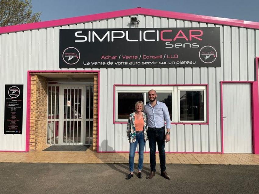 La franchise SIMPLICI CAR s'installe aux Vauguillettes !