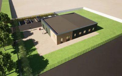 Tout ce que vous devez savoir sur la construction d'une nouvelle crèche, zone des Vauguillettes à Sens